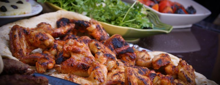 Tandoori Chicken home delivery