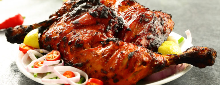 Magic Of Tandoori Chicken